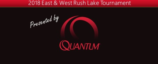 Pre-Tournament: East & West Rush Lakes