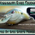Pre-Tournament: Mississippi River (Wabasha)