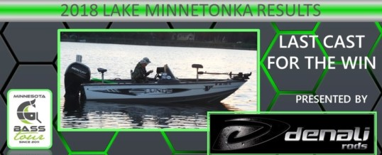 Last Cast Takes Minnetonka and Ties for Team of the Year Lead!