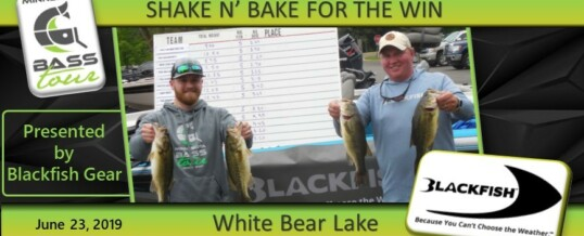 Shake N' Bake Wins on the WBL!