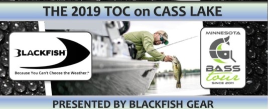 Pre-Tournament: 2019 TOC on Cass Lake presented by Blackfish Gear