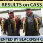 TOC: Cass Lake Day 1 Results Posted