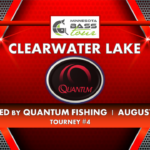 Pre-Tournament: Clearwater Lake